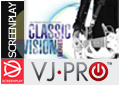 Screenplay VJ-Pro Classic Vision DVDs
