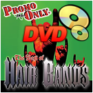 Best Of Hair Bands DVD Serie