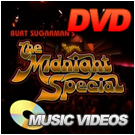 Burt Sugarman's The Midnight Special DVD Serie