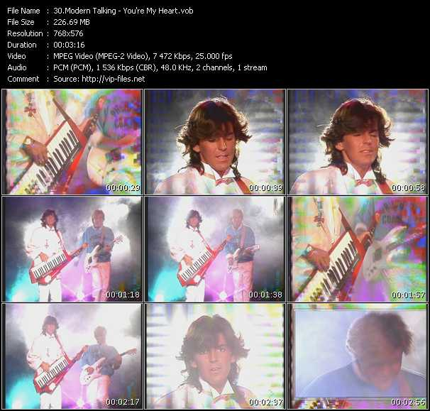 download modern talking - atlantis is calling  s o s for love