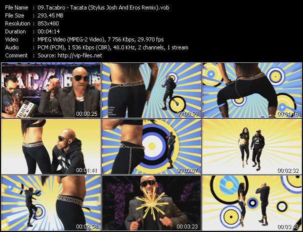 На музыкальном портале зайцевнет вы можете бесплатно скачать и слушать онлайн песню tacata (tacabro) в формате mp3