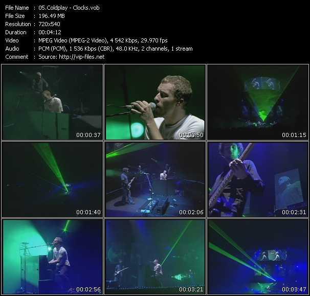 Coldplay - clocks (claude daniel remix)