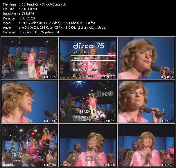 40 Jahre ZDF Disco Vol.8 Saturdays Disco - Download 34 HQ Music Videos
