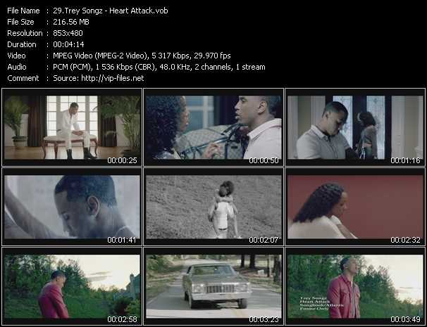 trey songz heart attack - 606×465